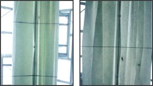 マリエース遮熱プラスの収束性